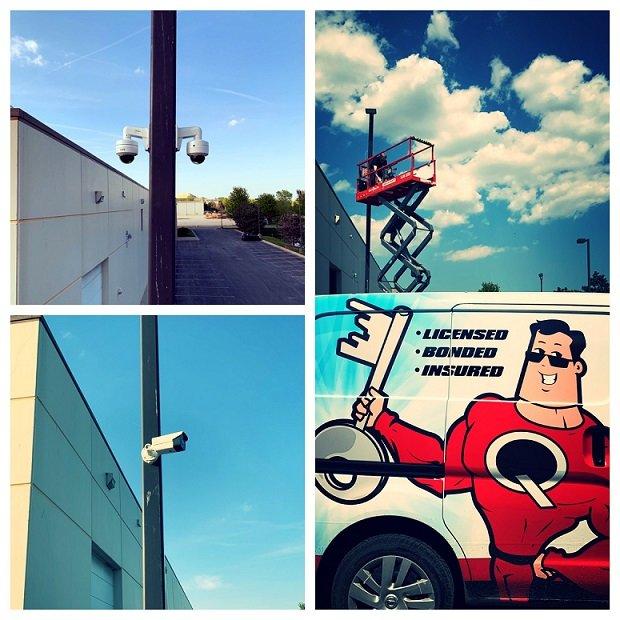 4K Security Cameras Installation
