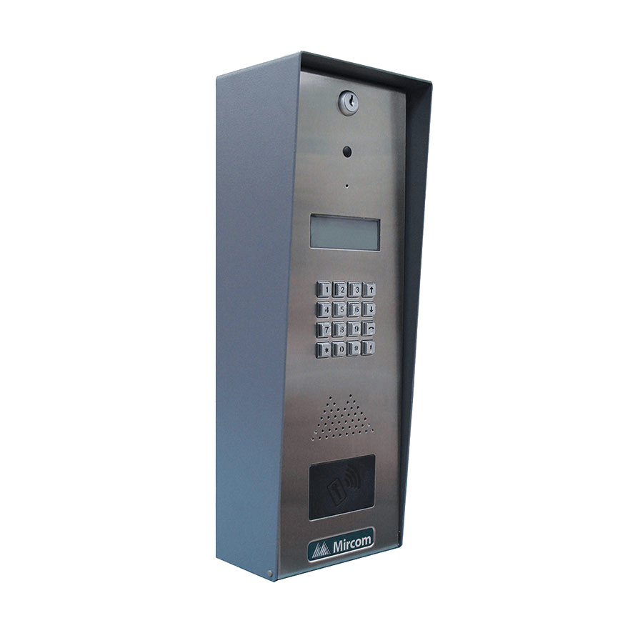 Integrated Telephone Entry Systems