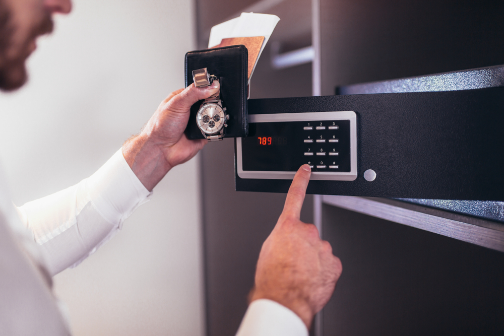 5 Common Items to Store in a Home Safe & Why
