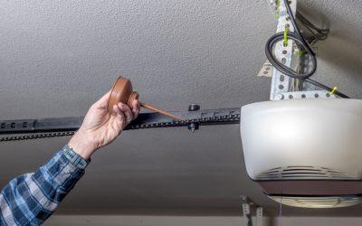 Three Maintenance Tips for Your Home's Garage Door
