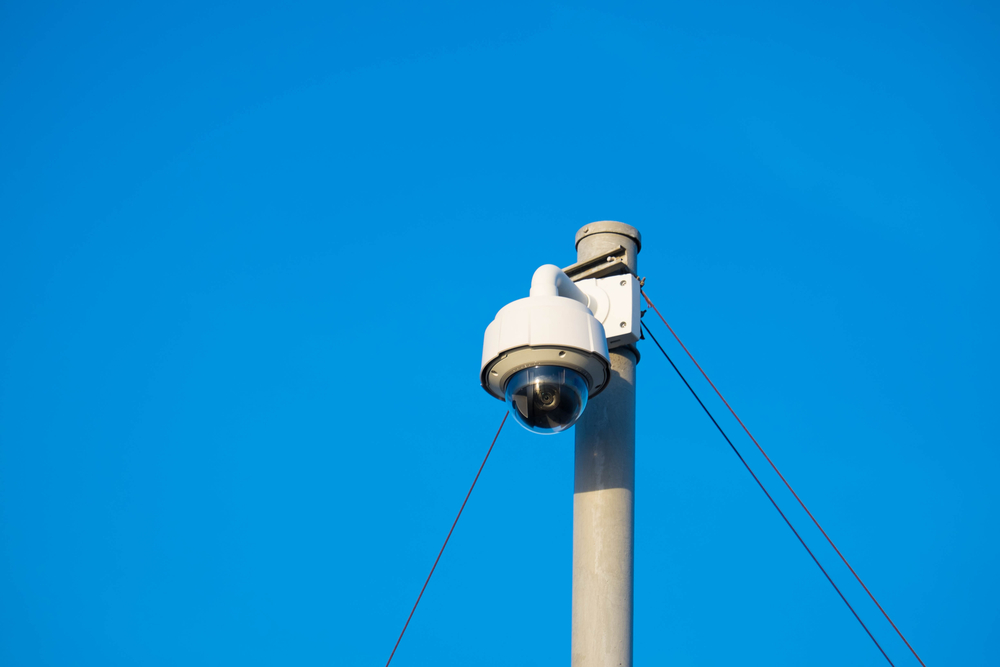 BUSINESS USE CASES FOR A FISHEYE SECURITY CAMERA LENS