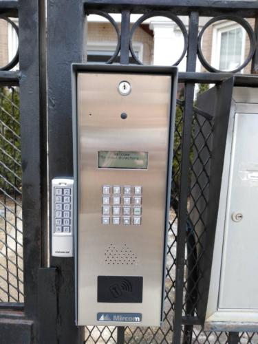 Telephone Entry System Upgrade