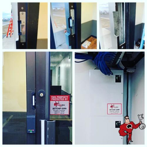 Cloud Base Access Control System