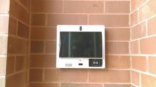 "ButterflyMX 12"" Video Intercom"