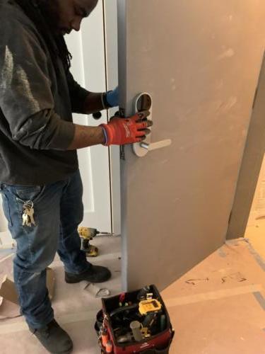 Latch Smart Lock Installation